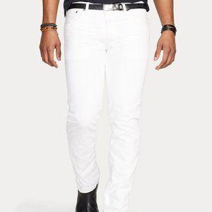New Ralph Lauren Men's Varick Slim Straight Jeans